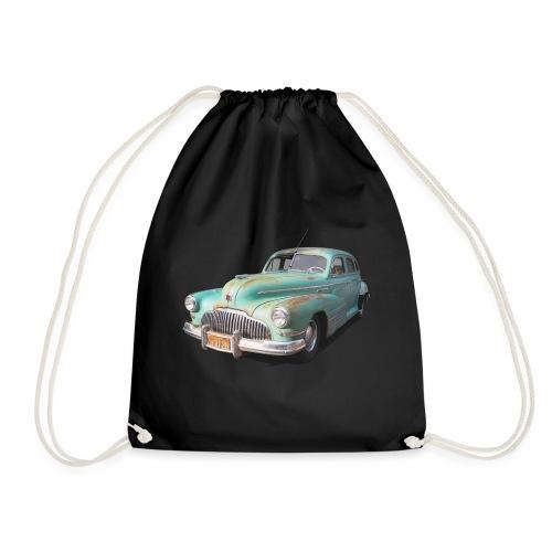 Classic car. Chrysler - Gymtas