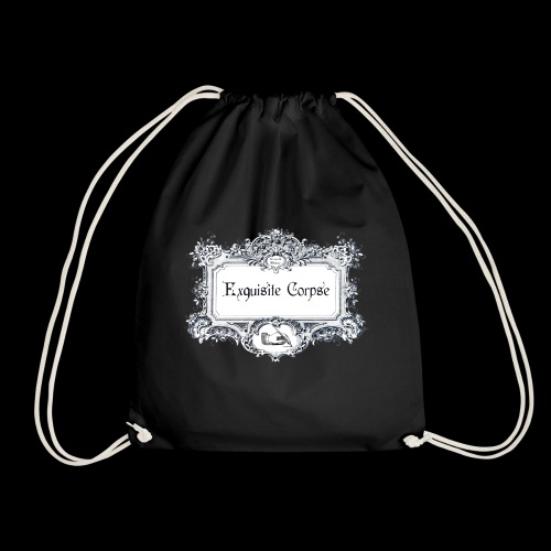 Exquisite Corpse - Drawstring Bag
