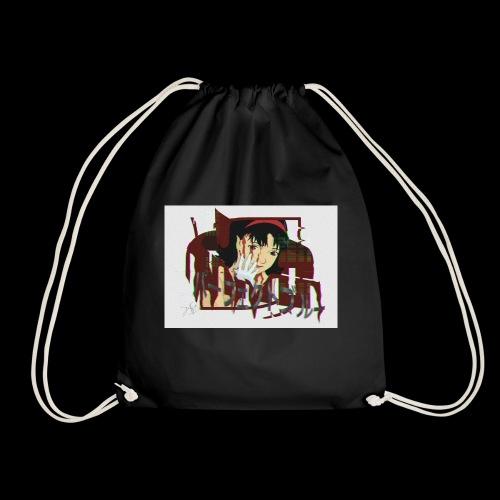 Perfect Bluew - Drawstring Bag