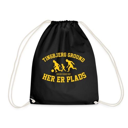 Tingbjerg Ground - her er plads - Sportstaske