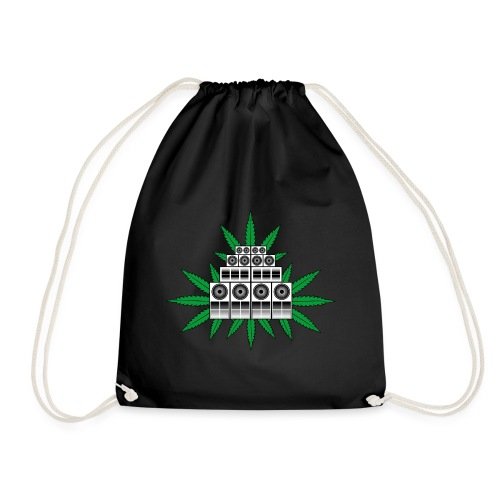 Ganja Sound System - Drawstring Bag