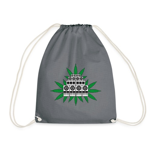 Ganja Sound System - Drawstring Bag