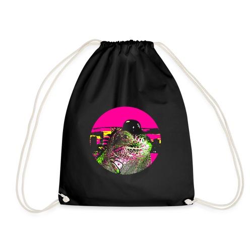 Cityboy Iguana - Drawstring Bag