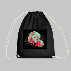 Blood & Plant - Drawstring Bag