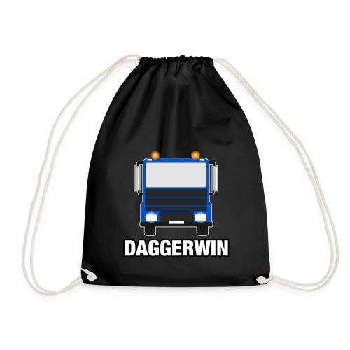 Daggerwin Logo Truck - Drawstring Bag
