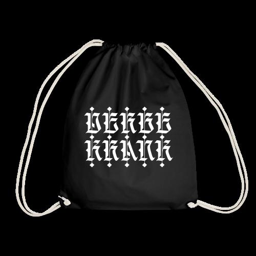 DERBE KRANK - Turnbeutel