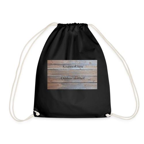 KnapperGutta, Odalens Stolthet! - Drawstring Bag
