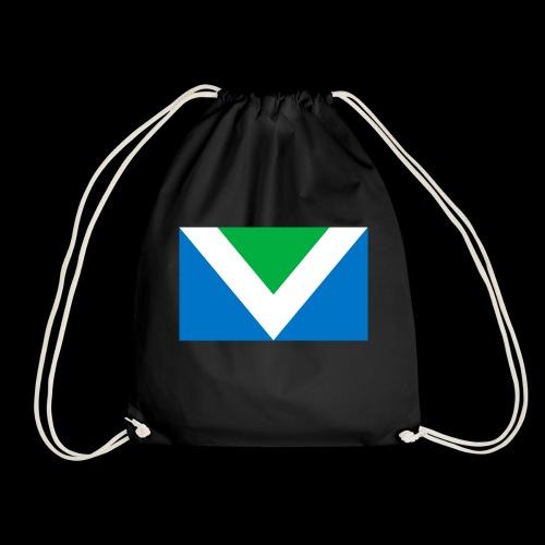 Vegan Flag International - Turnbeutel