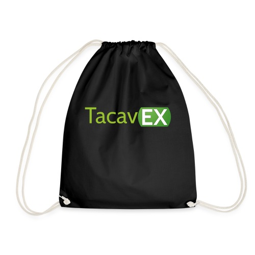 Logo TacavEX Horizontal - Mochila saco
