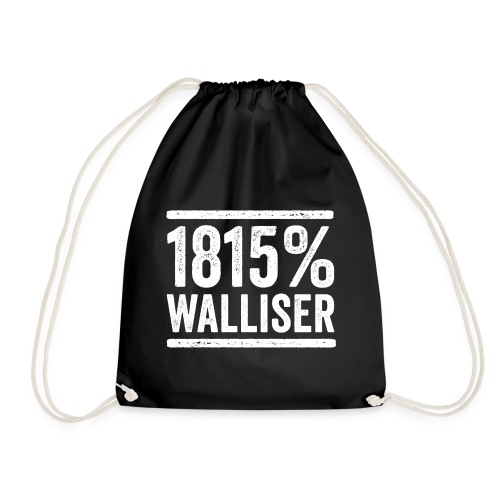 1815% WALLISER - Turnbeutel