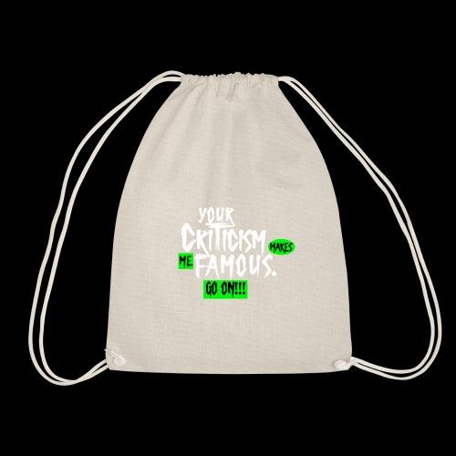 CRITICA 2 - Mochila saco