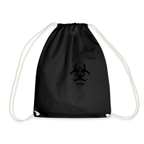 toxic [2] - Drawstring Bag