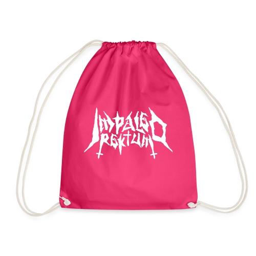 Impaled Rektum -logo shirt - Jumppakassi