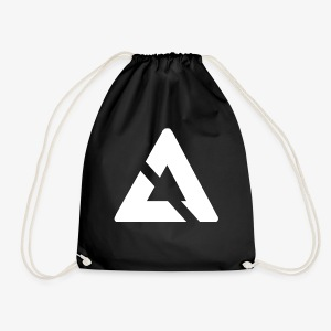 Witte Driehoek Logo - Gymtas