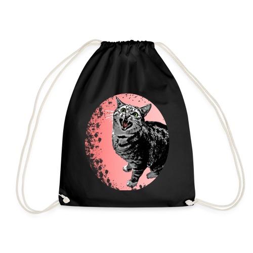 Meow Cat - Turnbeutel
