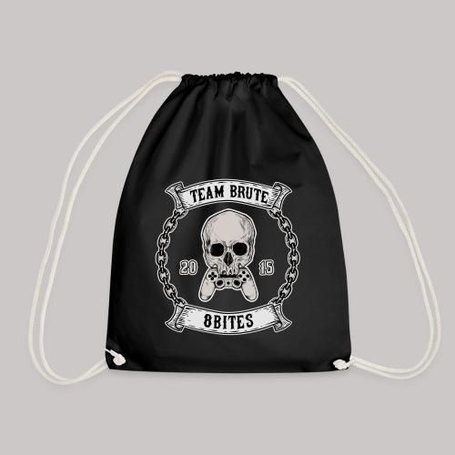 8 Bites MC - Drawstring Bag