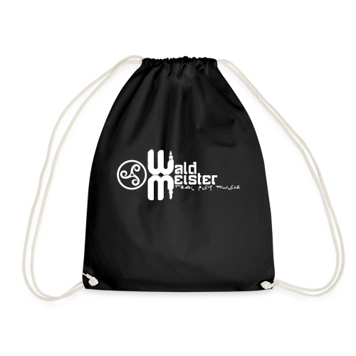 Waldmeister.ch real psy music - Drawstring Bag