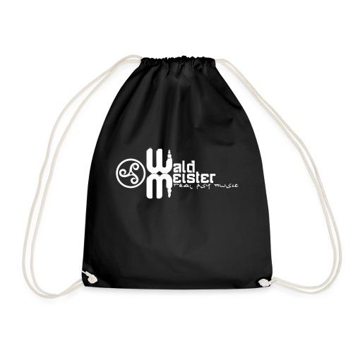 Waldmeister.ch real psy music - Drawstring Bag