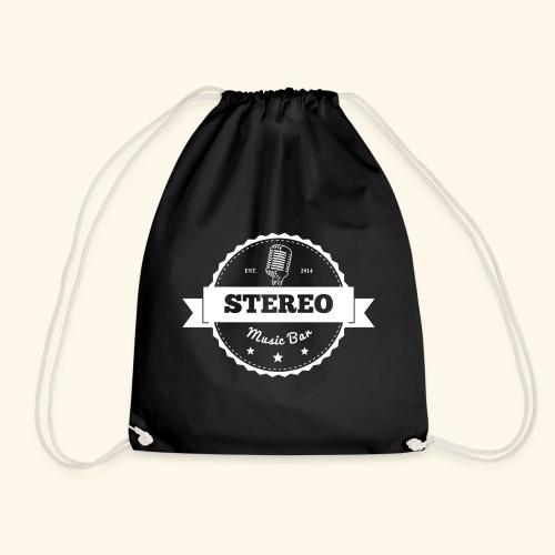 Stereo Retro Design - Turnbeutel