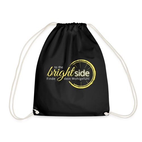To The Bright Side - Logowear - Turnbeutel