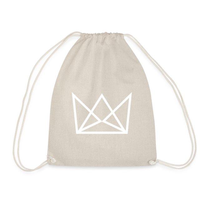 Laune-logo-kruunu-white