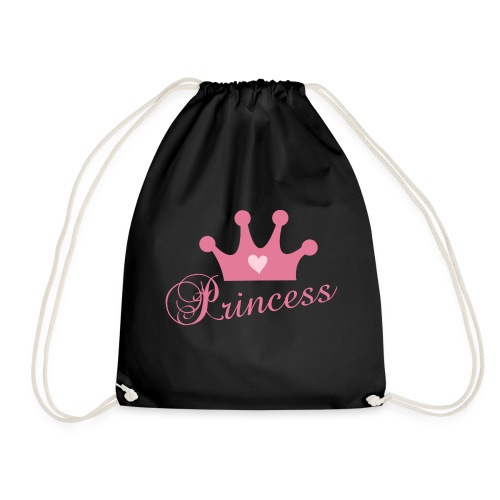 Princess - Turnbeutel