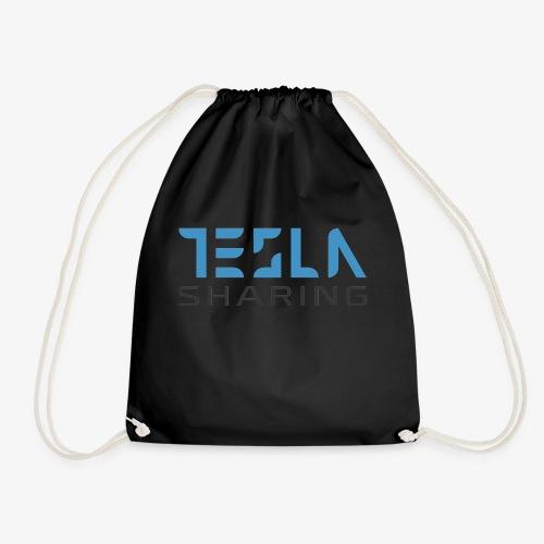 Teslasharing - denn Teslas soll man teilen - Turnbeutel