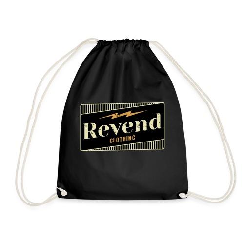 Logo Revend - Turnbeutel