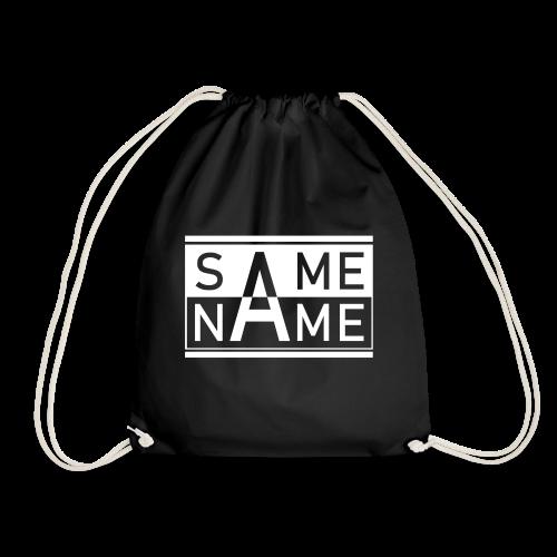Same Name Design - Turnbeutel