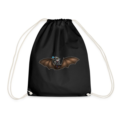 Kali the little witch - Drawstring Bag