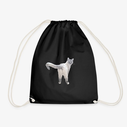 snow1 - Drawstring Bag