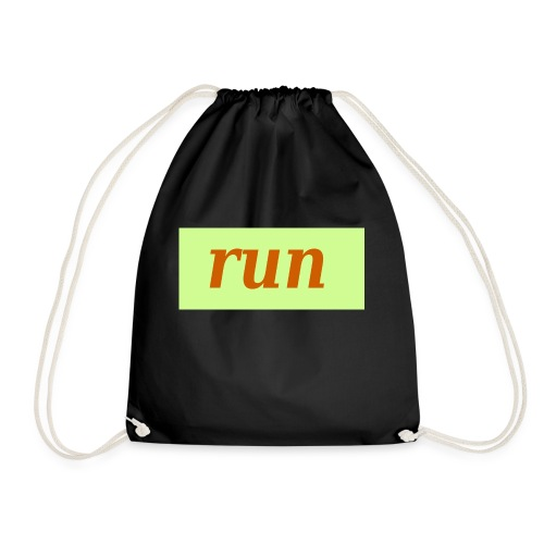 run - Turnbeutel
