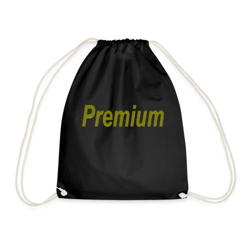 Premium - Drawstring Bag