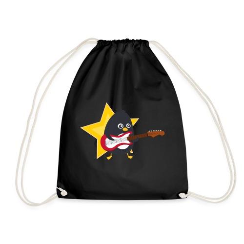 Pingouin Guitariste - Sac de sport léger