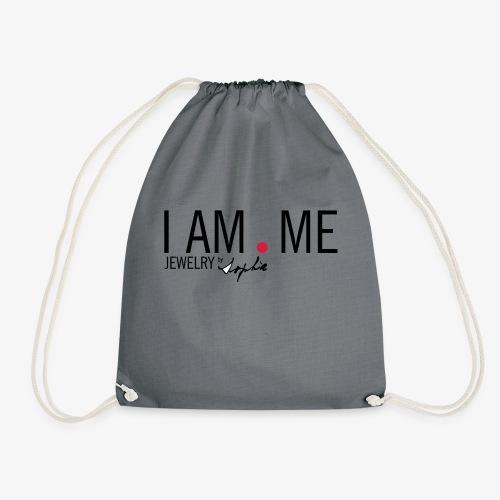 I AM . shirt - Gymtas