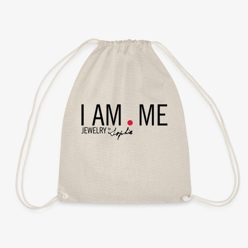 I AM . shirt - Gymtas