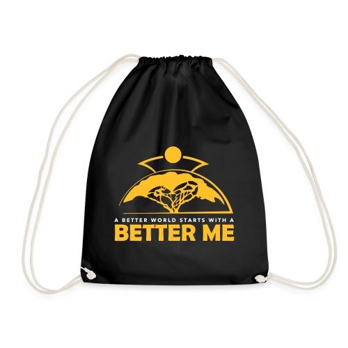 Better Me - Drawstring Bag