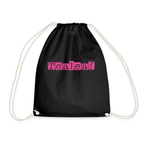Tealeaf Records Logo - Drawstring Bag