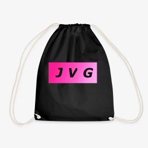 J V G logo - Drawstring Bag