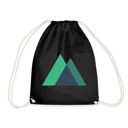 Mountain Logo - Drawstring Bag