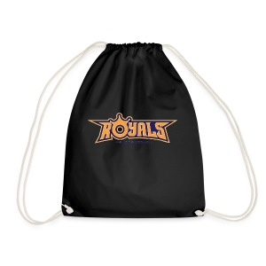 Peterborough Royals Emblem - Drawstring Bag