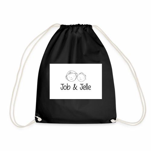 Job & Jelle | Logo - Gymtas