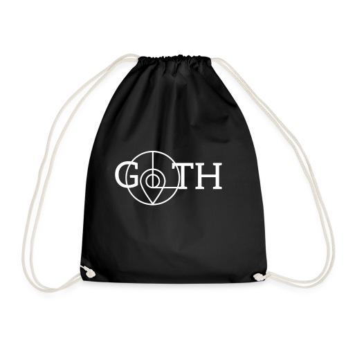 leipglo shop goth - Turnbeutel