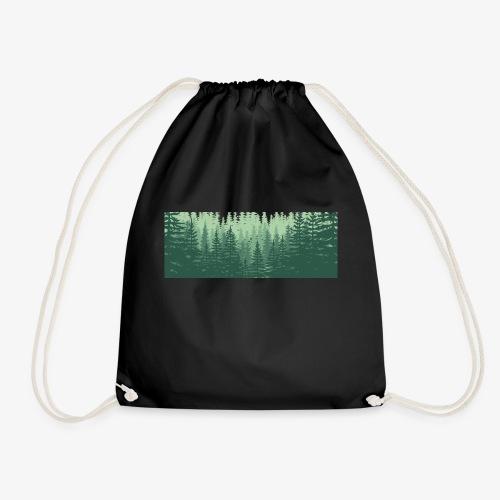 pineforest - Drawstring Bag