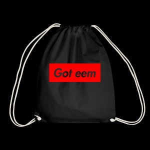Got Eem - Drawstring Bag