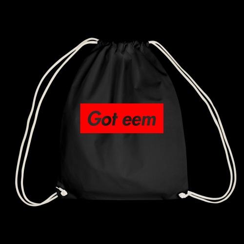 Got Eem - Drawstring Bag