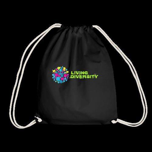 Living Diversity - Drawstring Bag