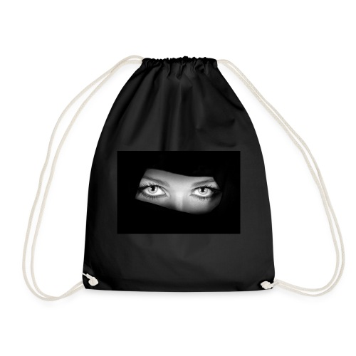 Beyond the veil - Drawstring Bag