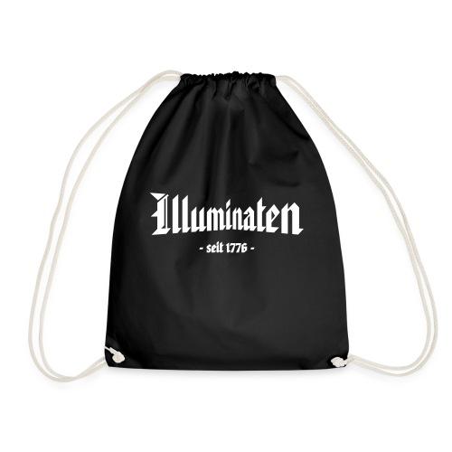Illuminaten - seit 1776 - - Turnbeutel