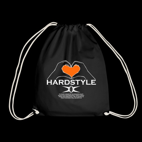 Hardstyle = My Style - Owner Of An Orange Heart - Gymtas